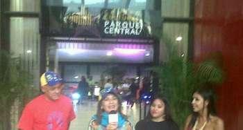 cine parque central